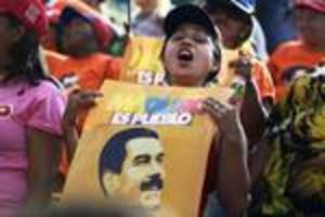 Venezuela in new crisis talks