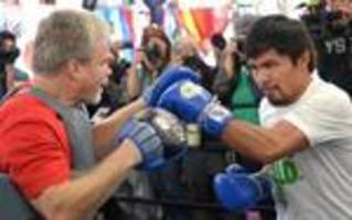 Why Manny Pacquiao needs to stop fighting bigger opponents