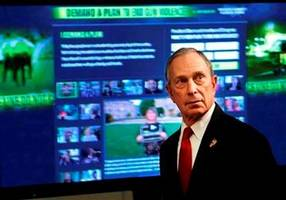 Bloomberg plans $50M gun control network