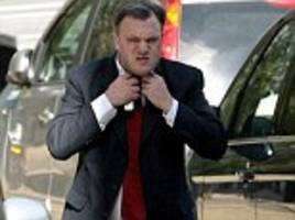 Ed Balls investigated for failing to stop after hitting parked car