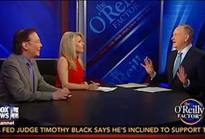 Bill O'Reilly to Conservative Guest: 'That's Right-Wing Paranoia'