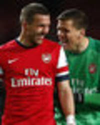 Wojciech Szczesny: I'm confident Arsenal will edge out Everton for fourth