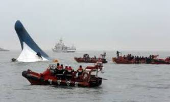 3 dead, around 300 missing after South Korean ship sinks