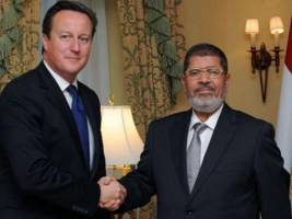 cameron offered support to muslim brotherhood officials last year