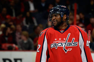 washington capitals player joel ward to throw out first pitch on jackie robinson day at nats game