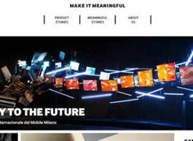 Samsung Launches Design Website Dedicated to its Creative Design Process