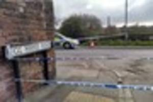Victim of Fegg Hayes stabbing arrested